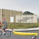 Edificio de uso náutico deportivo en la Illa de Arousa (Pontevedra)