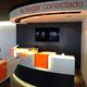 Mueble tienda Orange Valencia