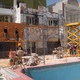 Obras reabilitación fachada hotel