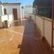 Patios, terrazas, azoteas y áreas de recreo