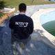 pavimentado zona piscina ( Almoster )