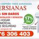 Persianas Zaragoza Hermanos Villa
