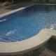 piscina en La Alcayna