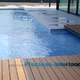 Playas de Ipe para piscina.