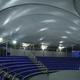 Proyecto de cubierta y adecuación de auditorio en Gines. (Sevilla)
