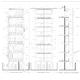 Proyecto de restauración integral de fachada posterior de edificio de viviendas