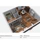 Proyecto decoración casa en Calafell