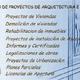 PROYECTOS DE ARQUITECTURA E INGENIERIA