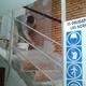 reforma portal, escalera ,muros, electricidad, sensores de movimiento ,fontaneriay colocacion granito ytravertino