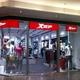 Reforma tienda Xtep cc Aljub finalizada fachada
