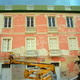 Rehabilitacion de fachada  Villa de Mazo 2010