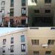 Restauració façana posterior i patis interiors