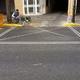 Señalización garaje (antes)