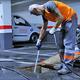 Departamento de limpieza de alcantarillado y fosas sépticas