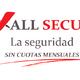 seguridad sin cuotas mensuales