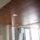 techo desmontable de madera