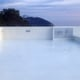 Terraza cemento pulido en Ibiza