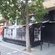 Toldo fijo para terraza de bar-restaurante