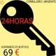 ABRIMOS PUERTAS 24H