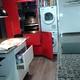 Zona de almacenado hornos y lavado y secado