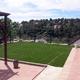 zona jardin cesped artificial