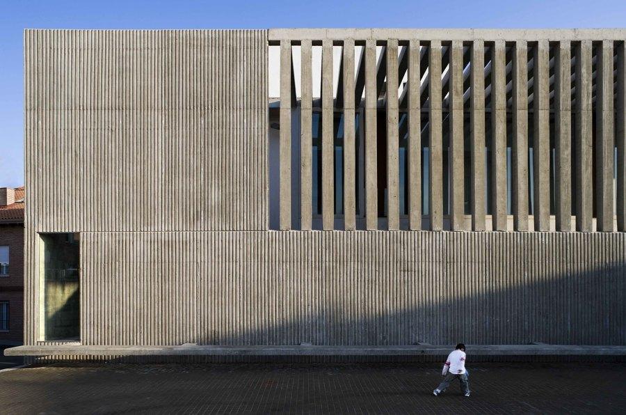 Centro Cultural y Escuela de Música en Meco