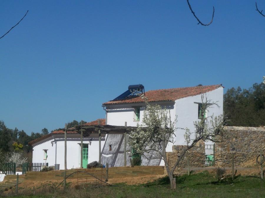 Finca del Buen Vino, Aracena (Huelva)