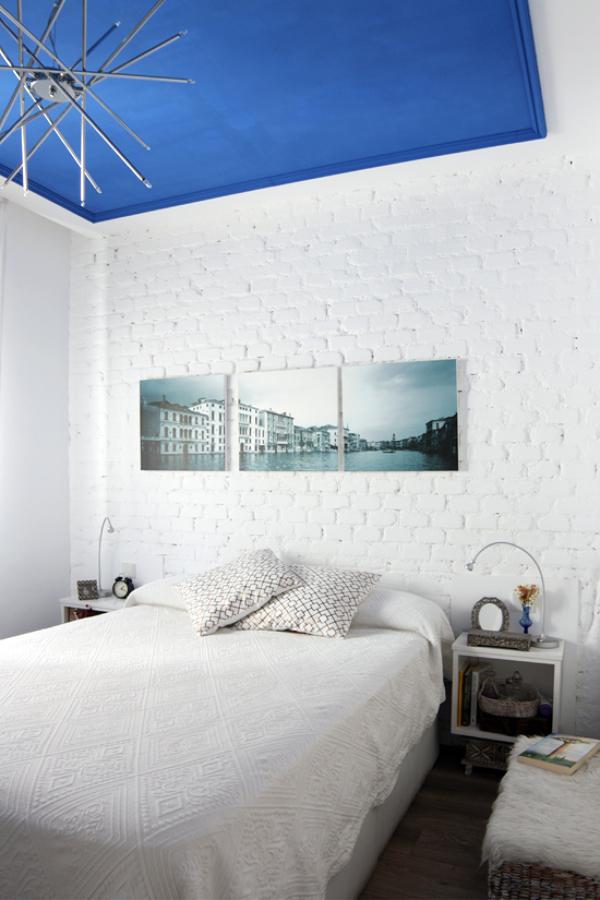 Dormitorio. Vivienda en Embajadores