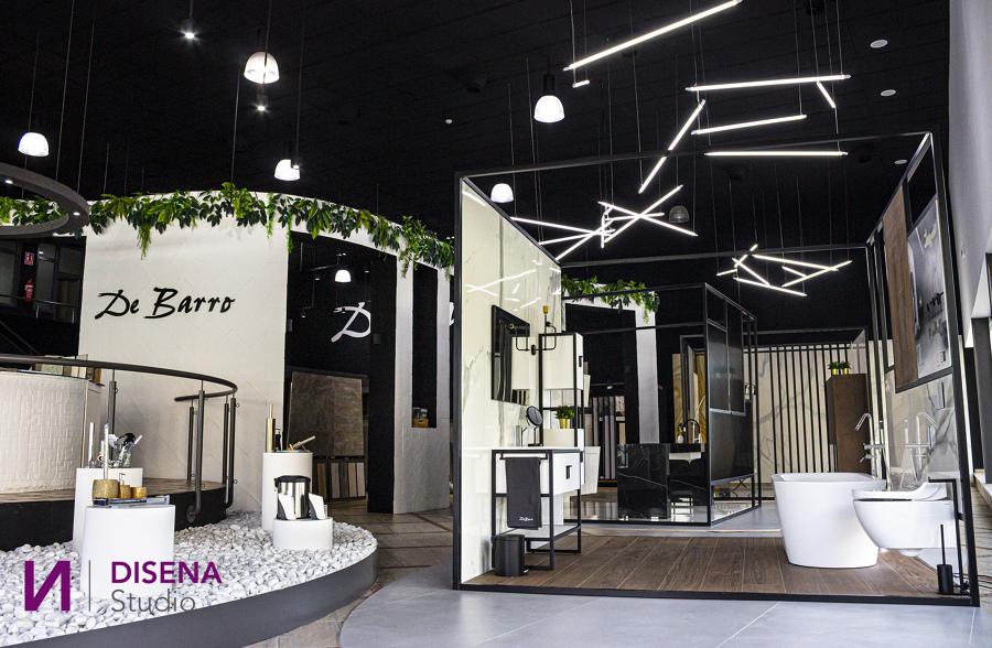 DISENA Studio - Showroom De Barro