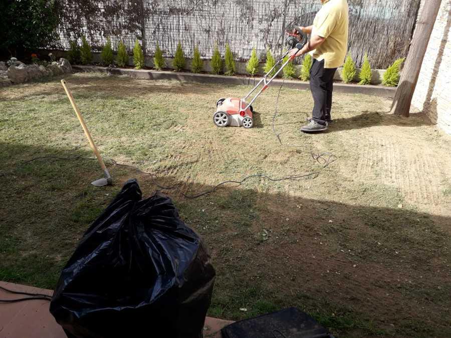 Foto puesta punto jardin de chapuzas por horas 1761126 - Punto jardin ...