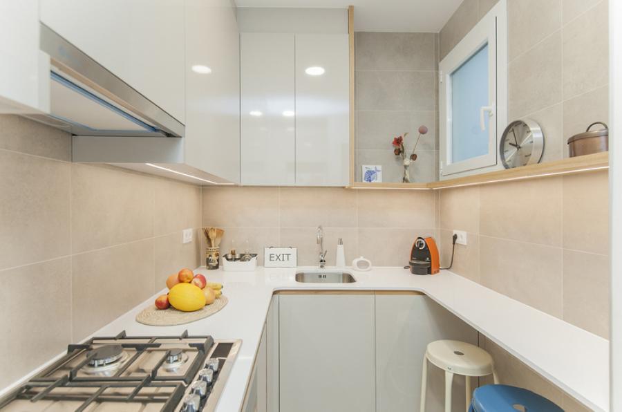 Rehabilitación vivienda de 60 m2