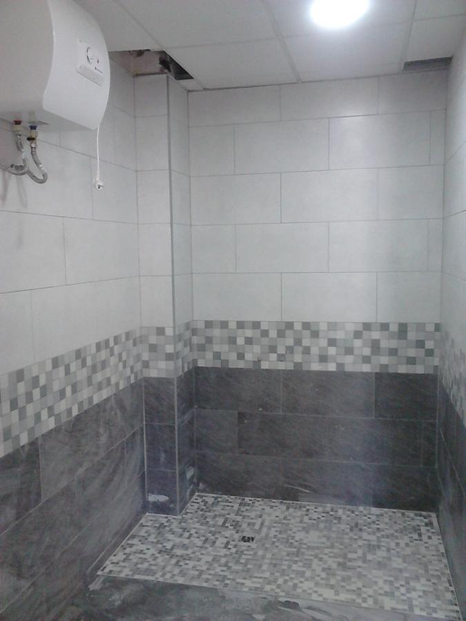 Terminacion de Reforma completa en baño.