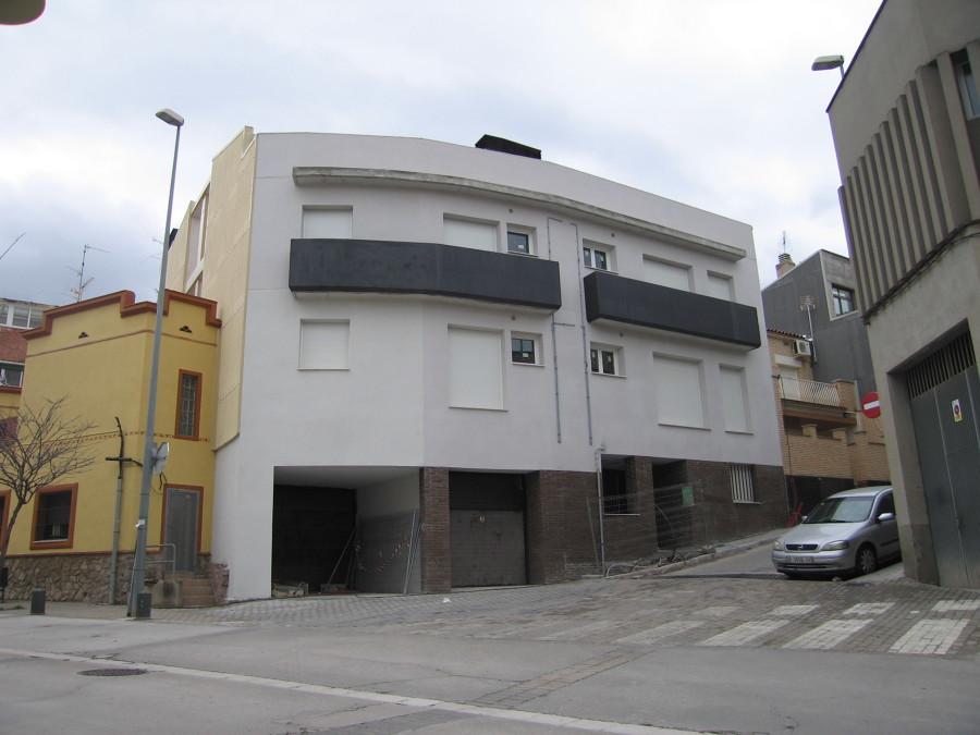 Edificio Plurifamiliar de viviendas en Igualada