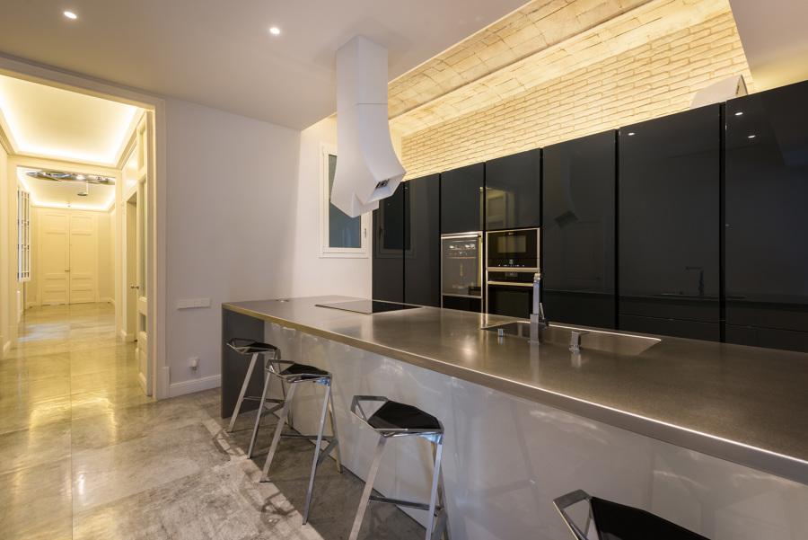Cocina de diseño moderno | Sincro