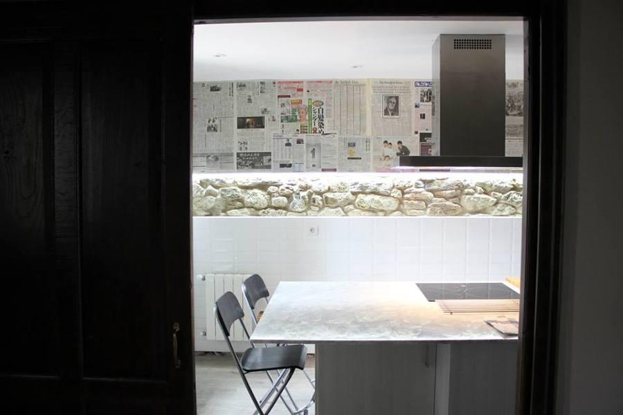 Cocina Rehabilitación , Lugo