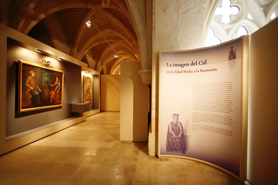 """Exposición """"El Cid, del hombre a la leyenda"""""""