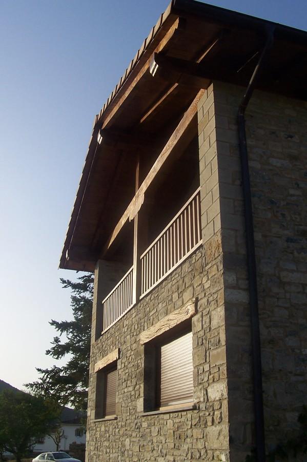Rehabilitación de vivienda unifamiliar en Navarra