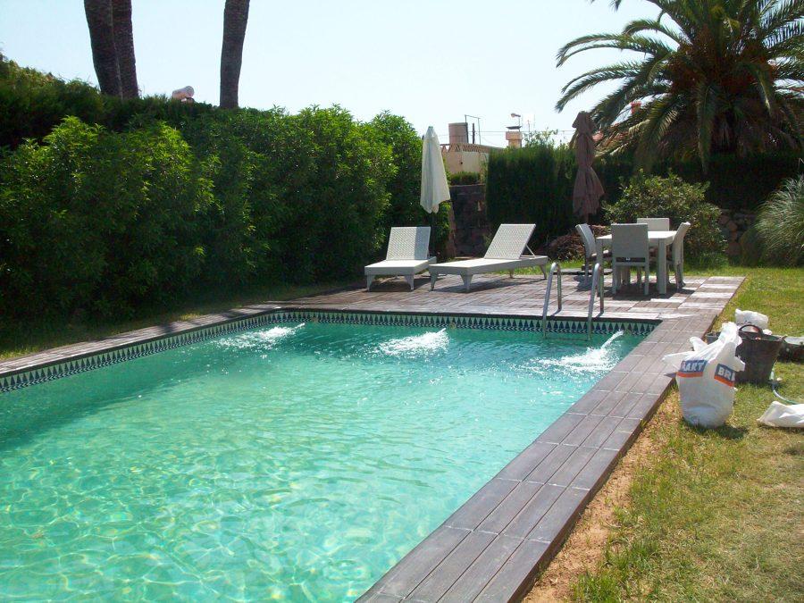 Foto piscina de construcci n y reforma santiago llorca for Construccion de piscinas en santiago