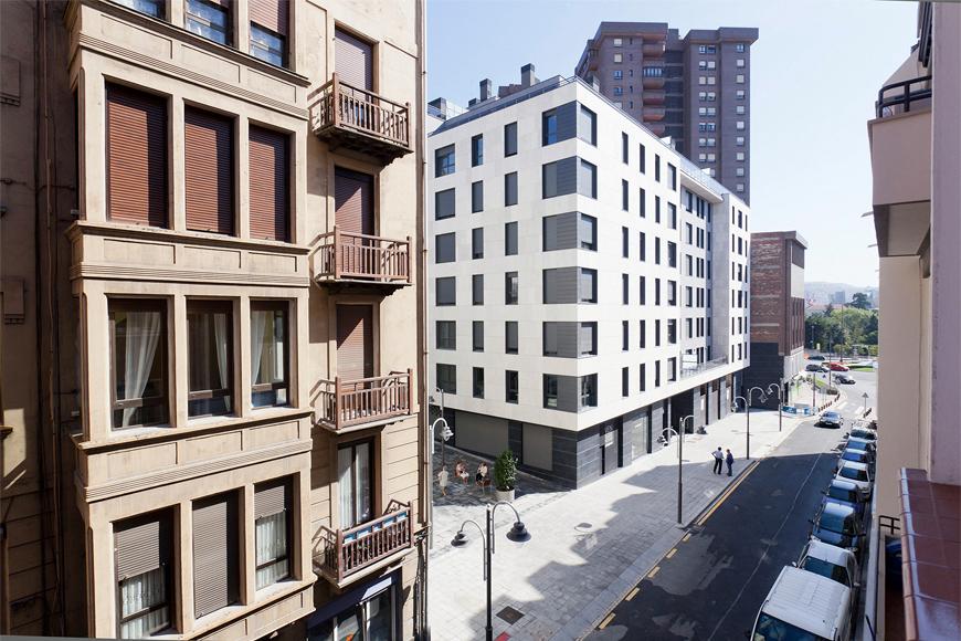 100 viviendas en Deusto, Bilbao