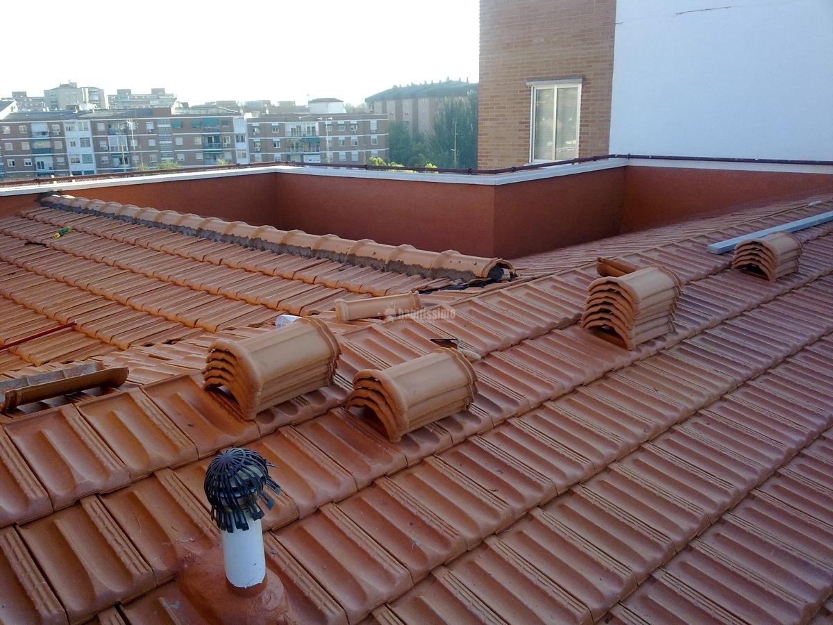 Foto tejados cubiertas reforma de mmtejados 96357 Cubiertas de tejados