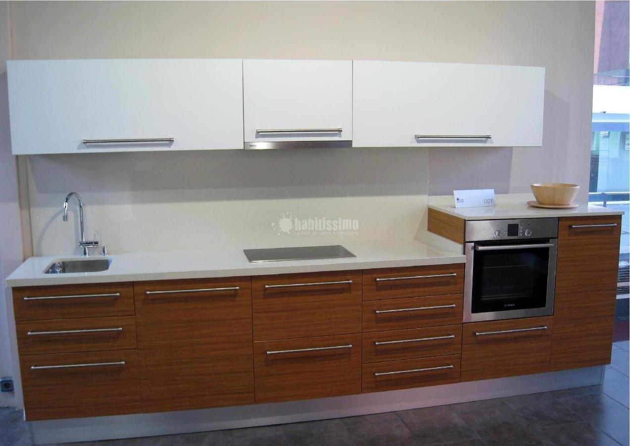 Foto reformas cocinas alicatados suelos de vilnou for Habitissimo cocinas