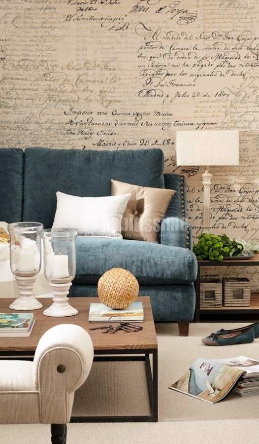 Artículos Decoración, Telas, Muebles