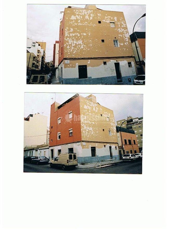 Rehabilitación Fachadas, Construcciones Reformas, Pintores