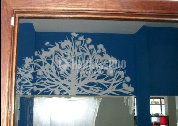 Foto pintores murales decoraci n interiores de for Decoracion de murallas interiores