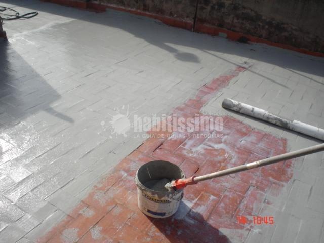Impermeabilizaciones, Construcciones Reformas, Impermeabilización Terrazas