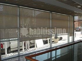 Cortinas, enrollables, estores