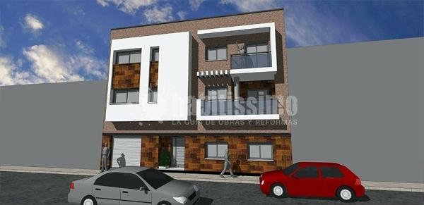 Arquitectos, Proyectos Edificación, Diseño Interiores