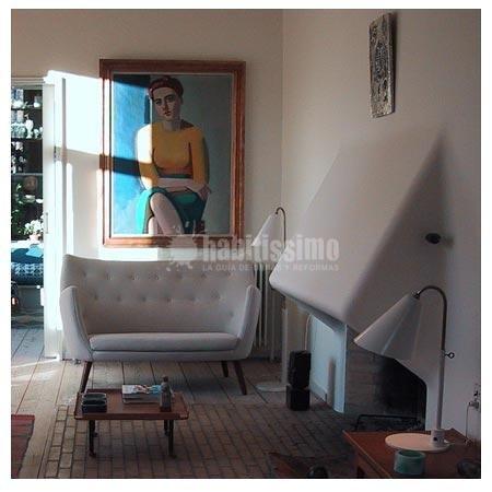 Muebles, Decoración, Cortinas