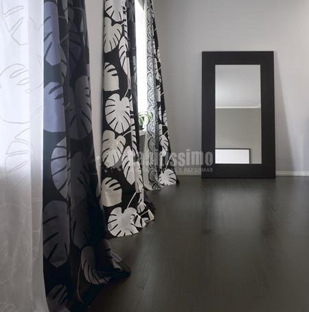 Muebles, Interiorismo, Cortinas