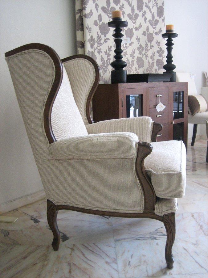Foto textil muebles tapizados muebles auxiliares de for Lienzo delos gazules telas